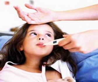 Свинка или эпидемический паротит у детей
