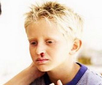 Травмы носа у детей