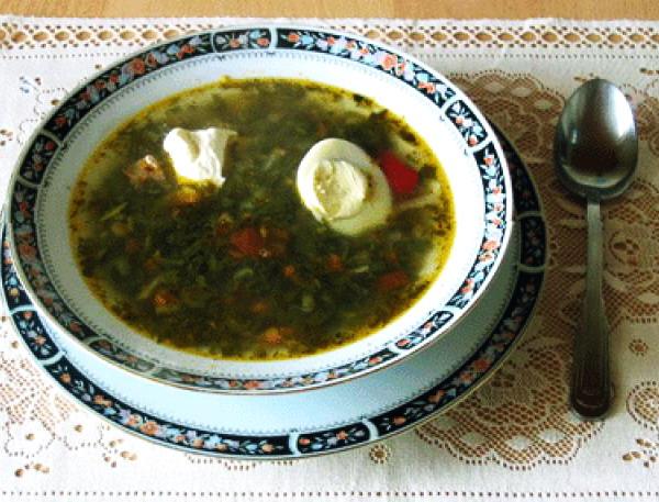Супы для профилактики заболеваний