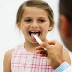 Симптомы и лечение ангины у детей
