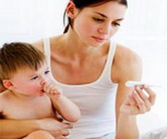Высокая температура у детей. Методы лечения температуры