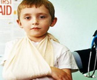 Переломы и вывихи у детей