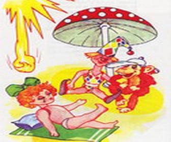Перегревание, тепловой и солнечный удар у детей