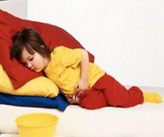 Боли в животе у детей