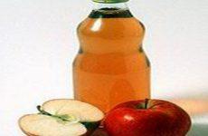 Очищение и лечение с использованием яблочного уксуса