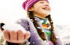 Обморожение у ребенка