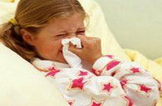 Симптомы и лечение грипп и ОРЗ у детей