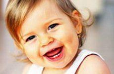 Прикус языка у детей