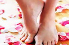 Что делать если сильно потеют ноги
