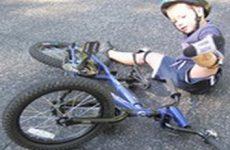 Что делать после падения ребенка
