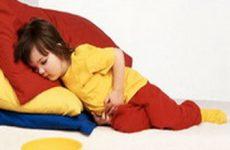 Первая помощь при боли в животе у детей