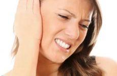 Что делать при боли в ухе