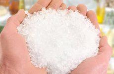 Лечение с помощью поваренной соли