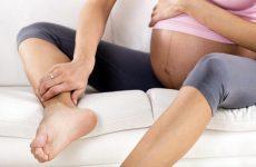 Хроническая венозная недостаточность у беременных