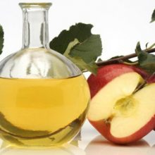 Применение яблочного уксуса