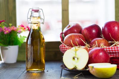 яблочный уксус варикоз