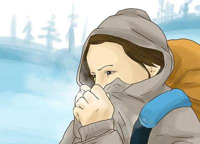 переохлаждение насморк