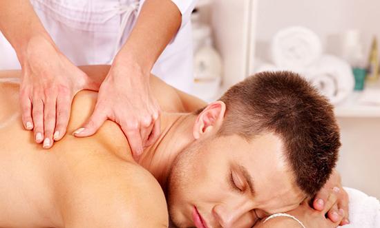 как лечить грудной остеохондроз в домашних условиях массаж