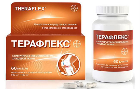 лечение грудного остеохондроза препарат таблетки