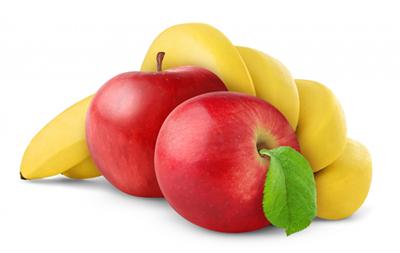 основа для скрабов яблоки бананы